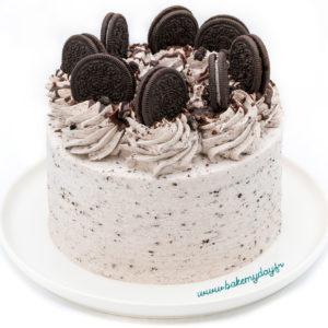 Layer cake Oréo par Bake my day