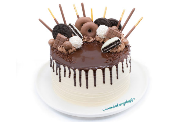 Layer cake Kinder Buenos Premium