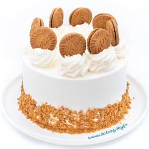 Bake my day -Layer cake speculoos-part-WM
