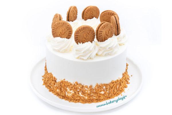 Bake my day -Layer cake speculoos-part-WM