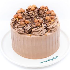 Praliné par Bake my day